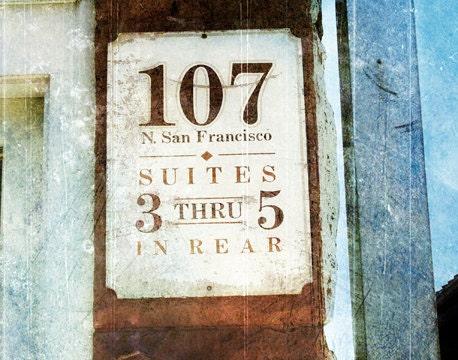 Route 66 - Suites Sign - 8x10 Fine Art Photo