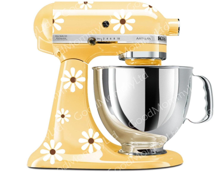 Kitchenaid Mixer Decals ~ Kitchenaid decals