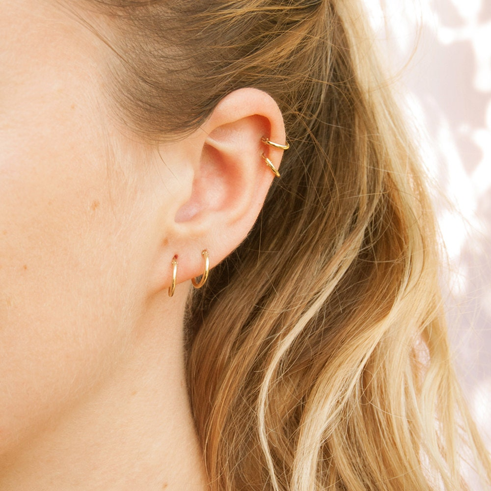 Cartilage Earrings amp Jewelry  Claires US