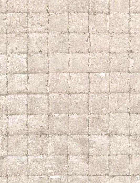 Gray Stone Subway Tile Mosaic Geometric Small Tiles Faux Texture