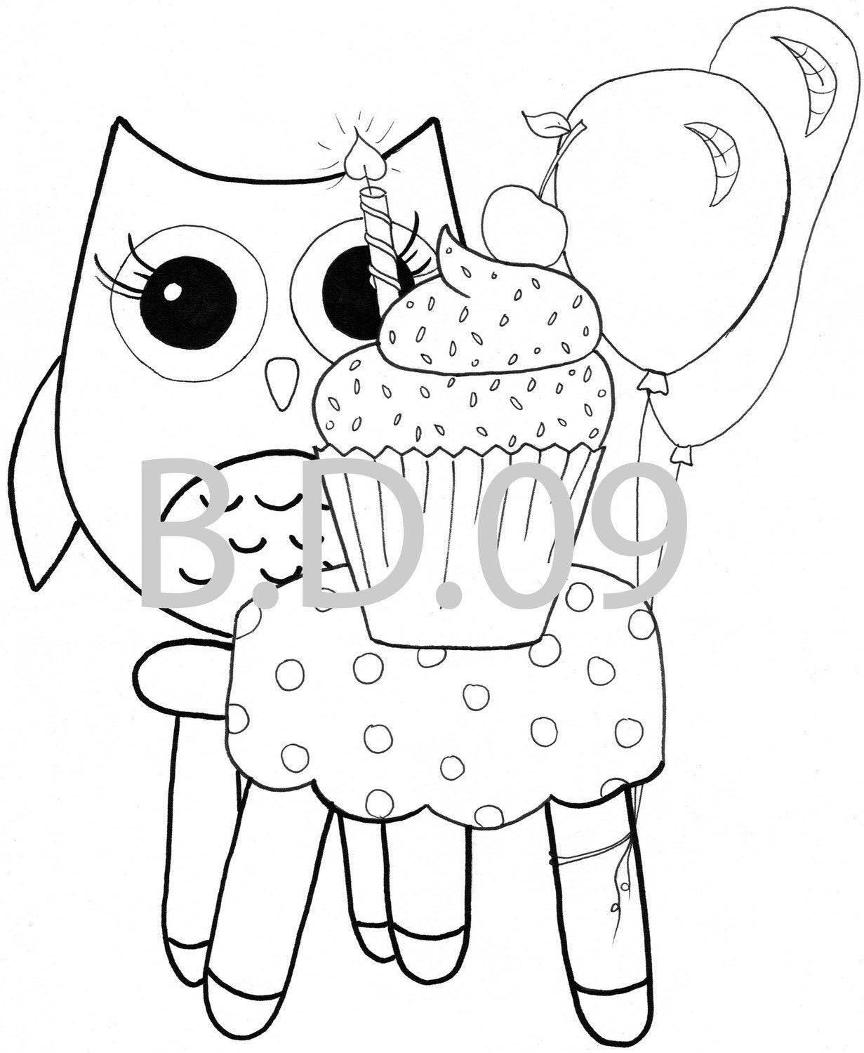 owl themed coloring pages fotofuze