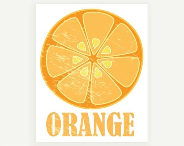 Orange Lemon and Lime