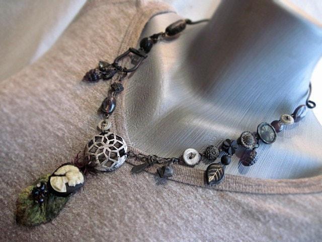 Barathrum. Necklace.