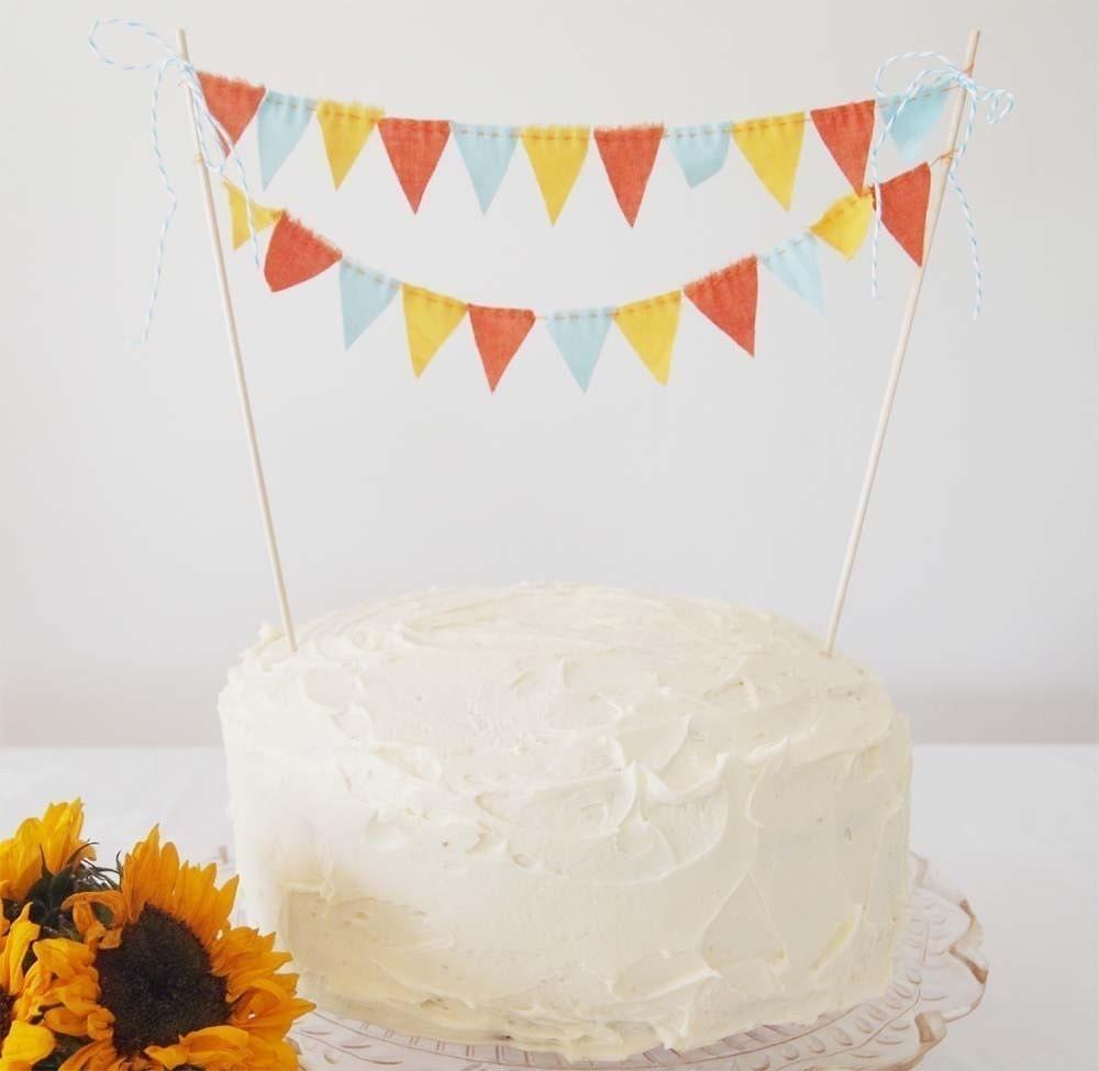 ORIGINAL Cake Bunting CHEYENNE
