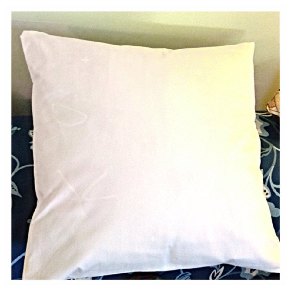 Blank Decorative Pillow Covers : Custom made size, Throw pillow cover, diy pillow case, diy pillow cover, plain pillow case ...