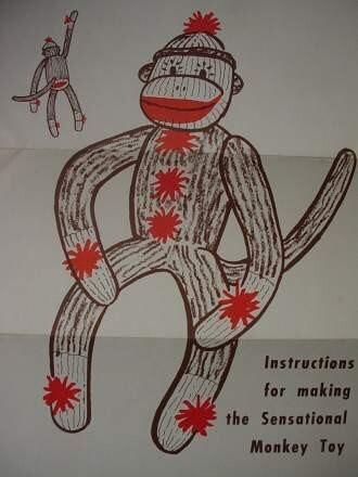 Elf Sock Doll Pattern - MELOS PLUS