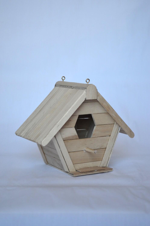 Items Similar To Decorative Bird House On Etsy