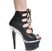 Sexy Mary Jane Style Strap Up Pumps - ATTITUDEBOUTIQUE