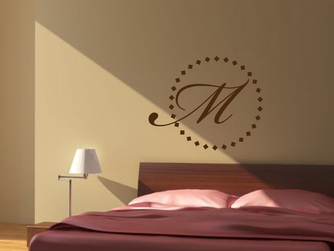 Master Bedroom Wall Decor Captivating With Master Bedroom Wall Decals Image