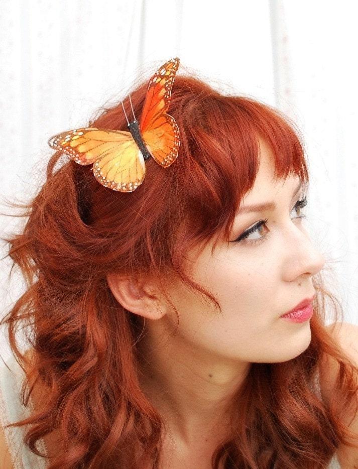 Serenity - a single monarch clip