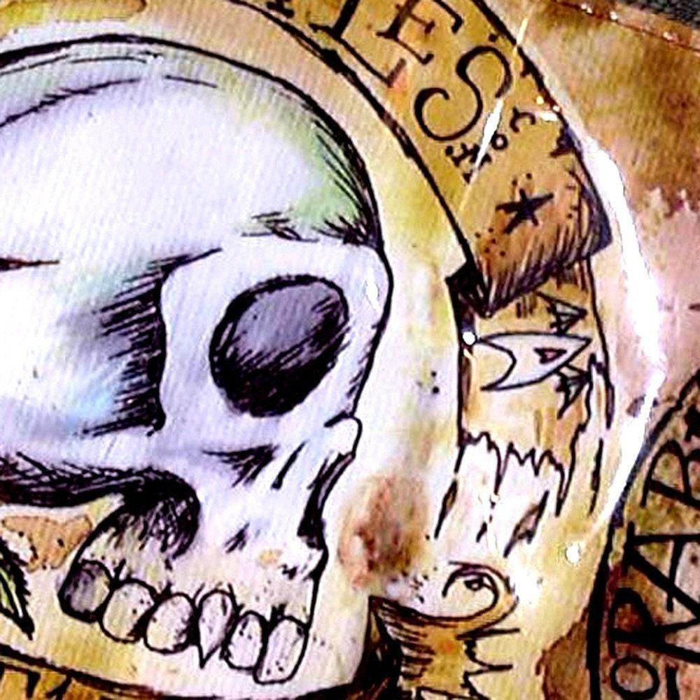 Tattoo Skull Tattoo Flash