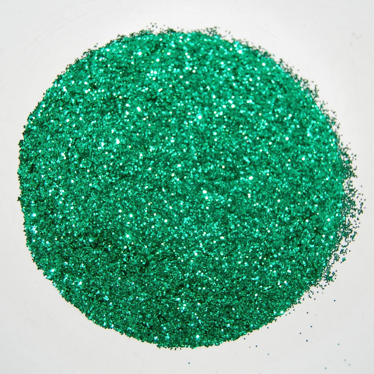 Emerald Green SOLVENT RESISTANT GLITTER 0.015 by