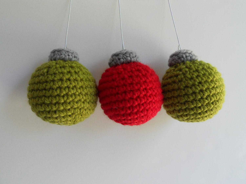 Amigurumi Crochet Christmas Ornaments : Unavailable Listing on Etsy