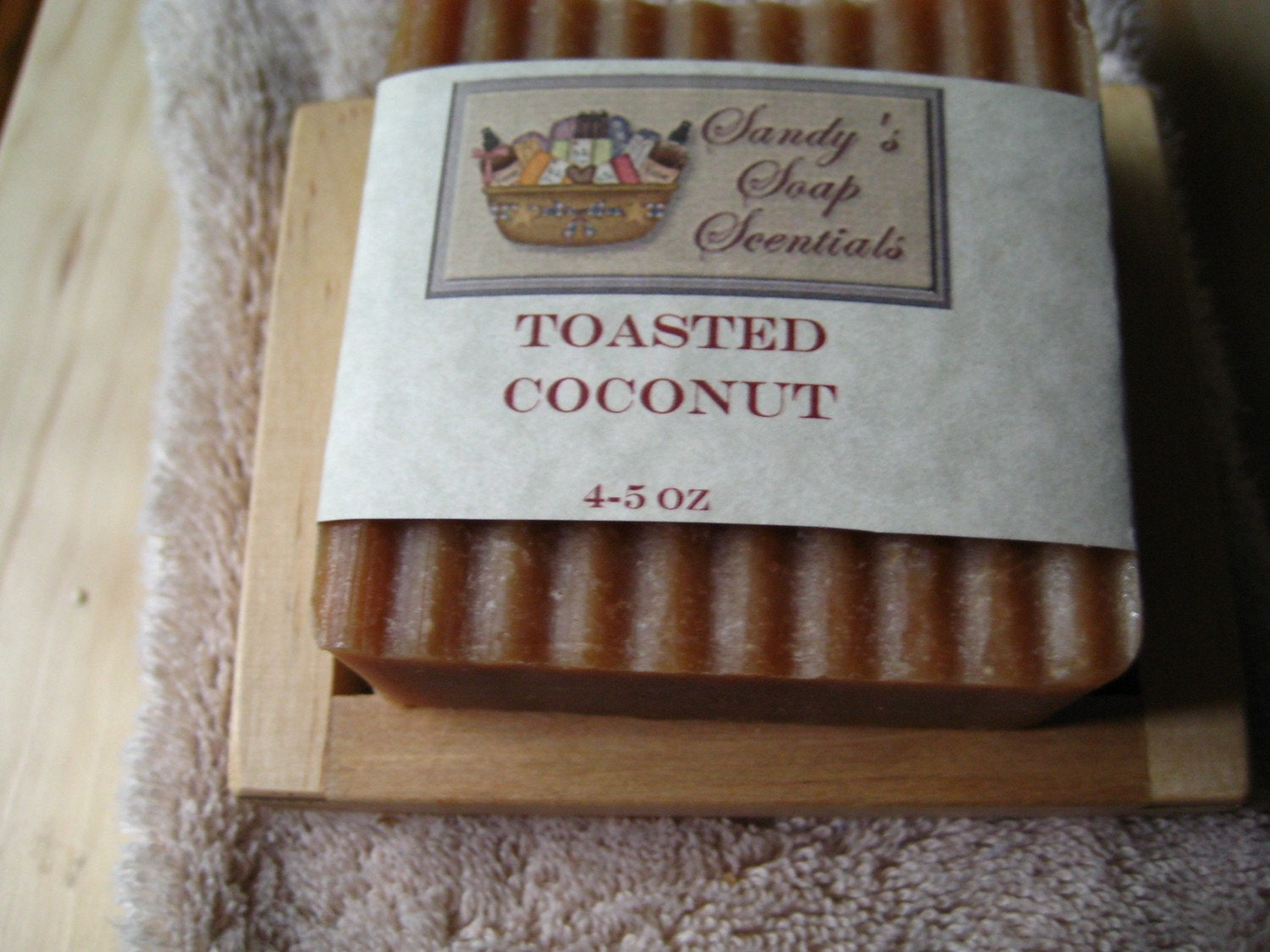 Toasted Coconut Bar