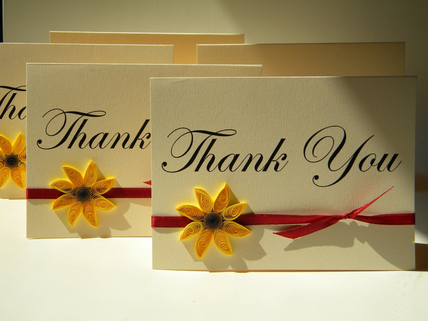Unique Thank You Cards Www Imgkid Com The Image Kid Has It
