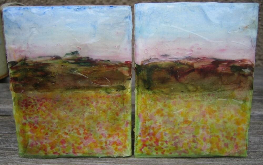 Fine Art Acrylic Landscape