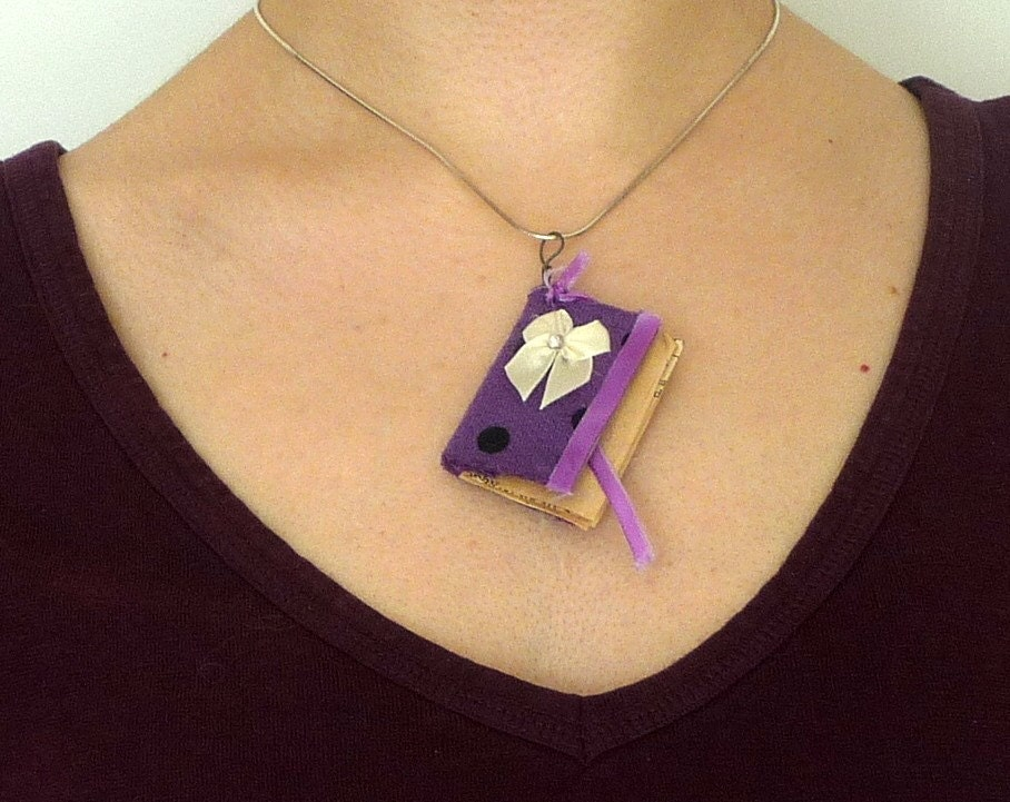 mini shabby chic pendant