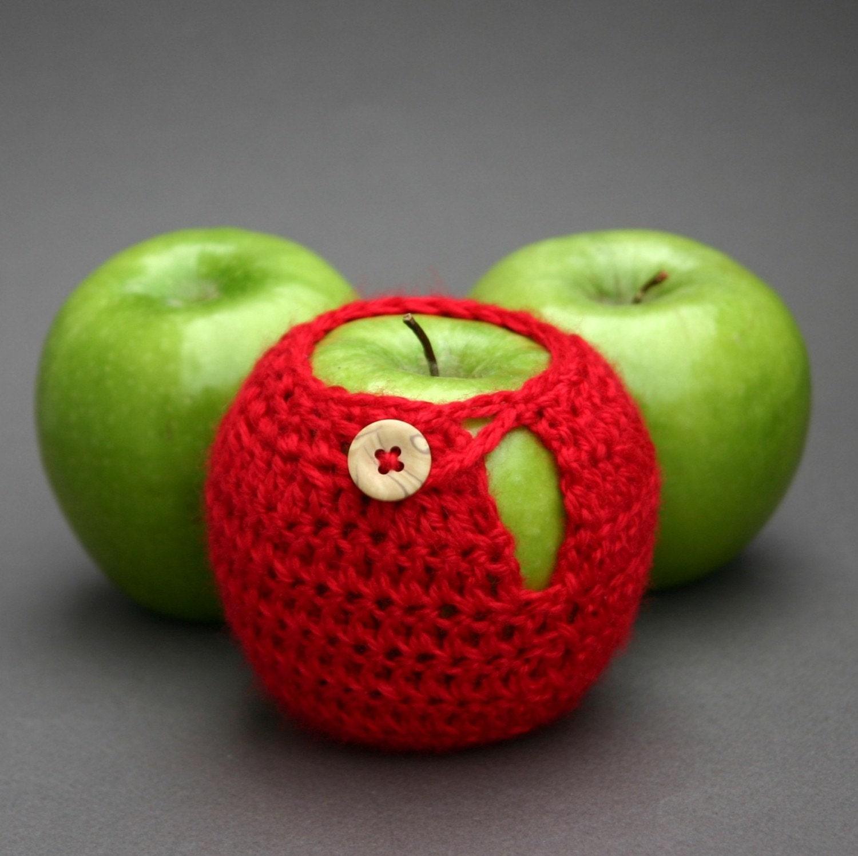 Red Apple Cozy