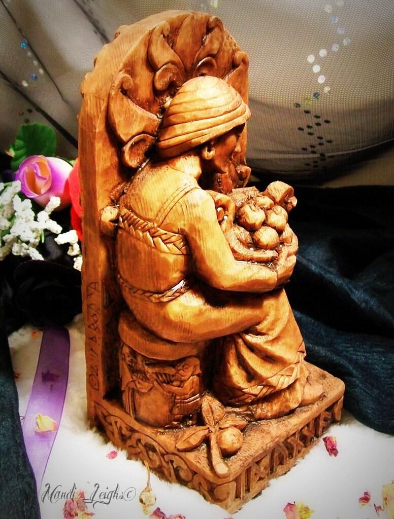 Idunna Statuary Vibrancy and Youth Altar Set