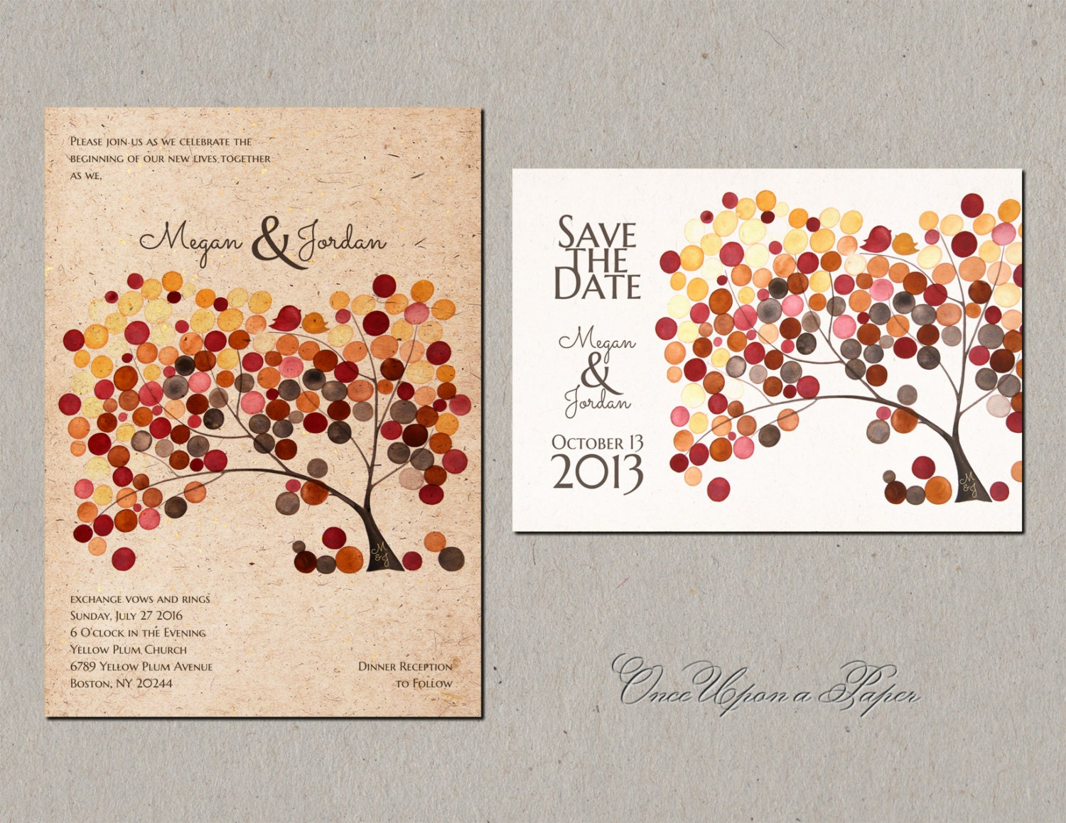 Wedding Invitations And Save The Dates Packages 015 - Wedding Invitations And Save The Dates Packages