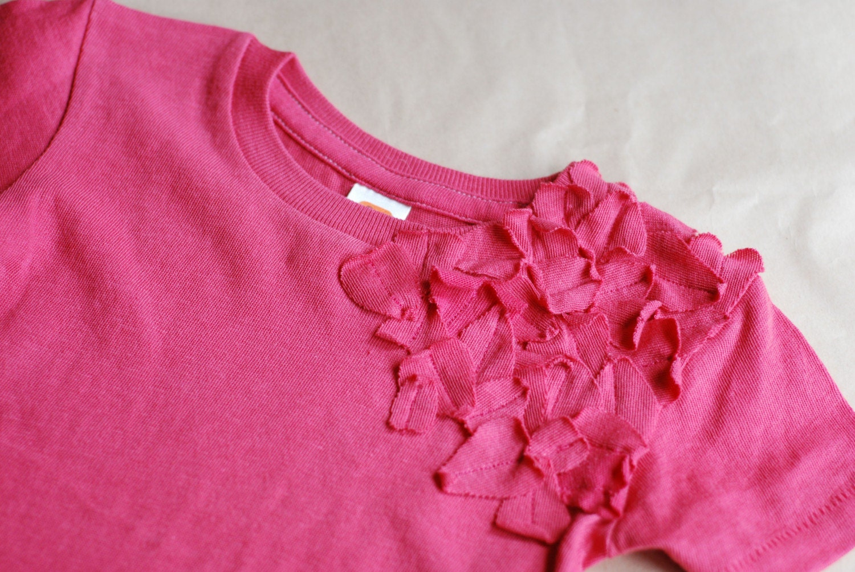 falling petals shirt SALE