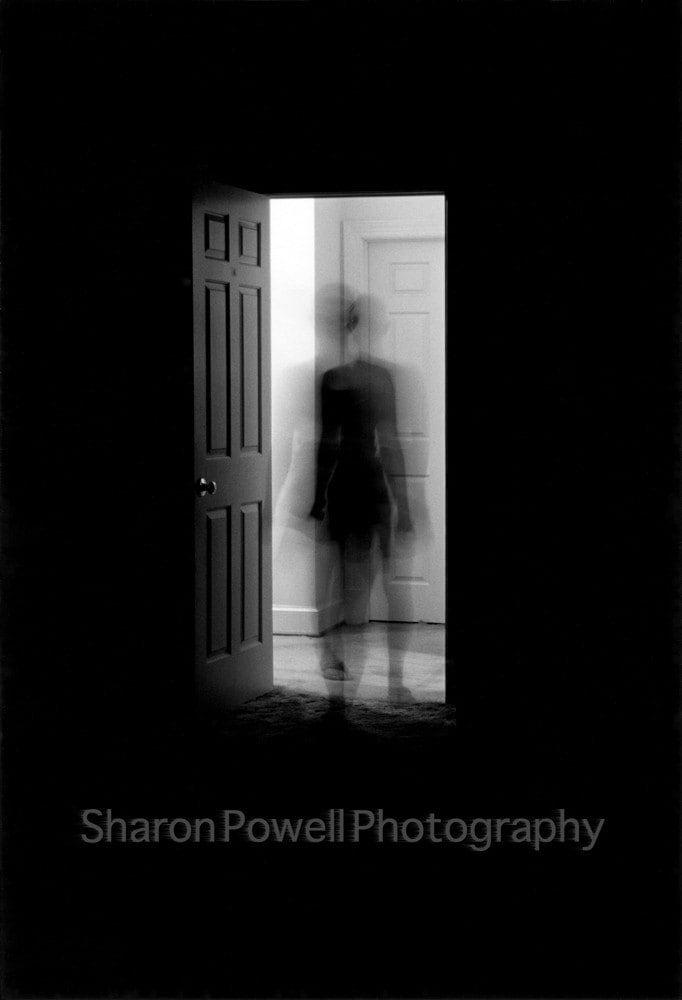 Shadow Girl - Fine Art Photographic Print