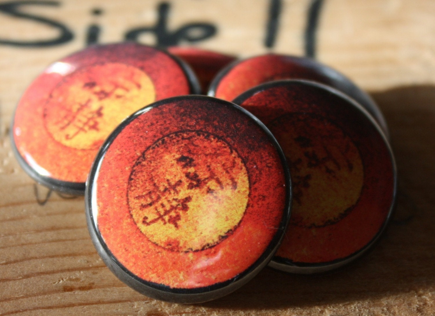 Serenity Firefly Pinback one inch button