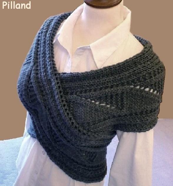 Knitting Pattern Knit Sweater Vest Waistcoat by PillandPattern