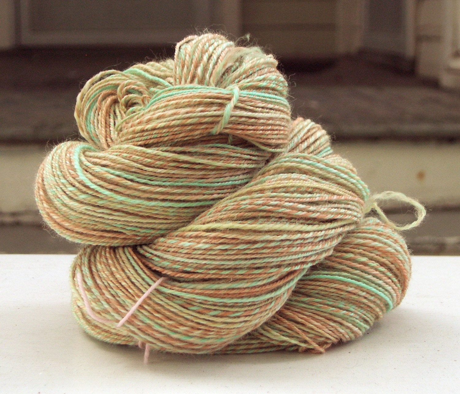 Treat yourself or a friend to some Handspun... Melba - (Use up to 50% HC$ on HC$ day only)
