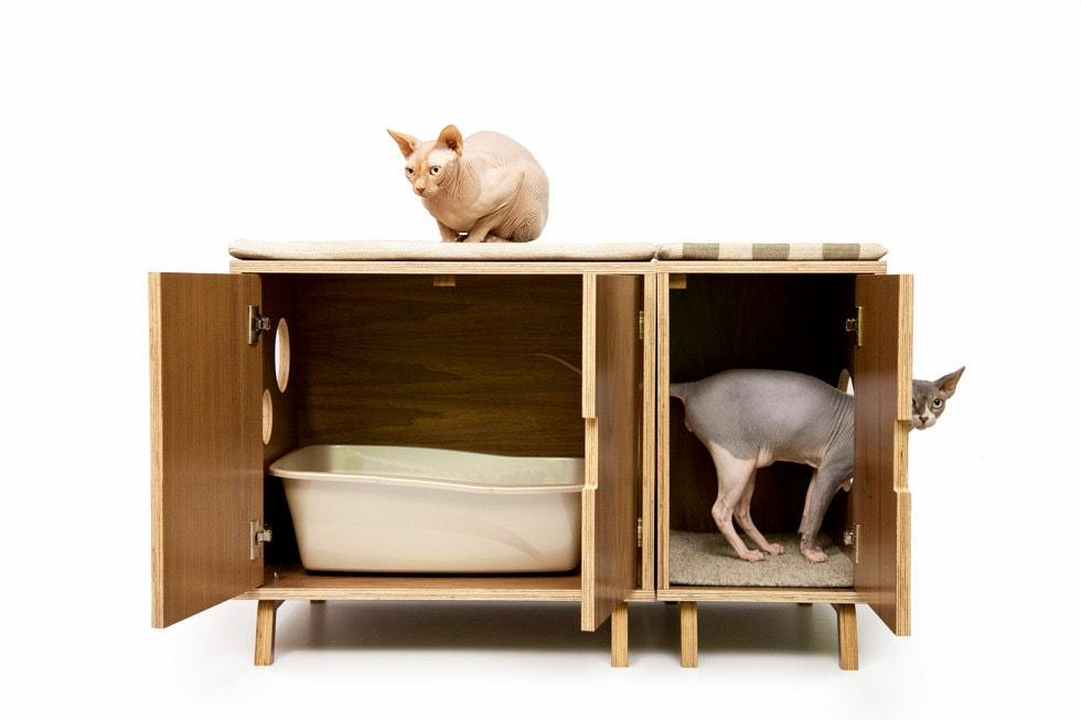 Modular Cabinet Set Mid Century Modern Pet By Modernistcat