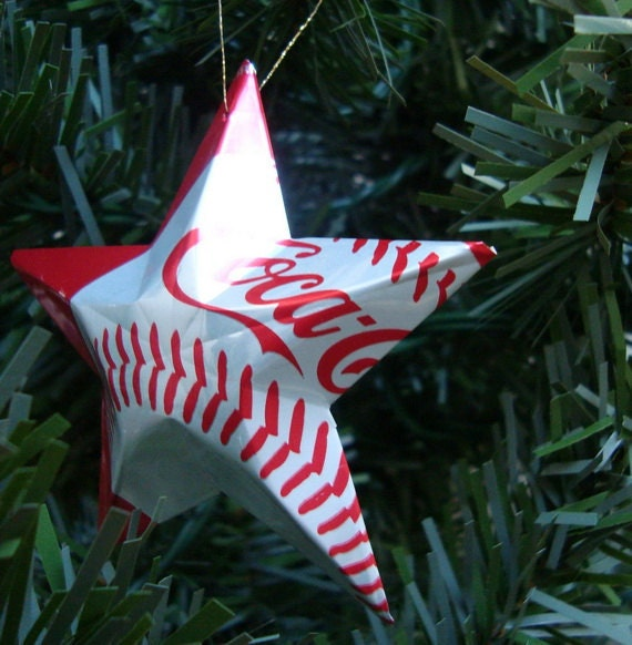 Pdf pattern aluminum can stars upcycled holiday by lizardskins for Aluminum can crafts patterns