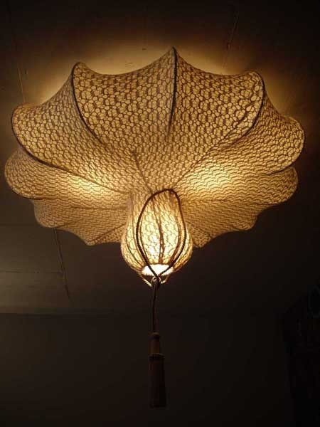 Arabic chandelier