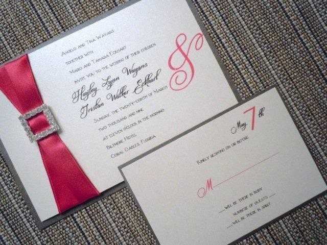 Free wedding invitations print online