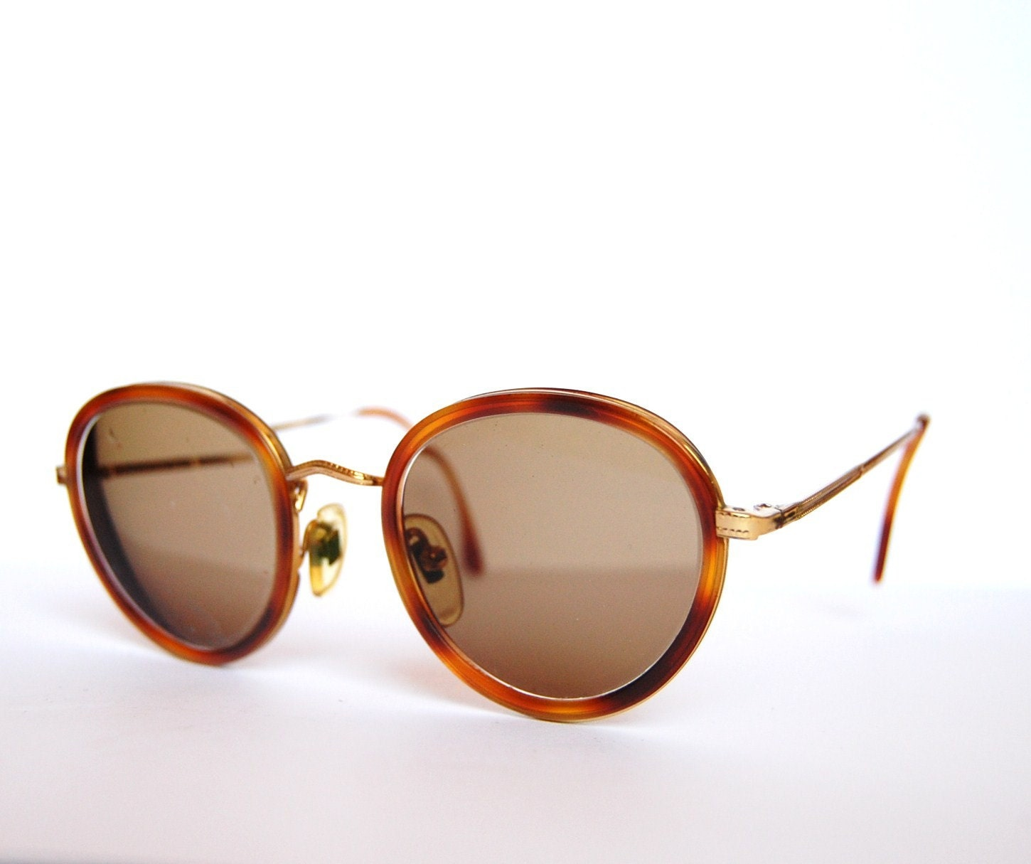 Vintage sunglasses Italy Fedom by RetroEyewear on Etsy from etsy.com