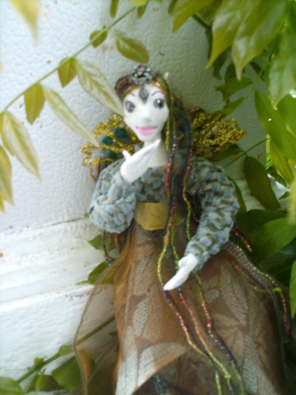 Serinya the Starlight Faery by faeryspellcreations