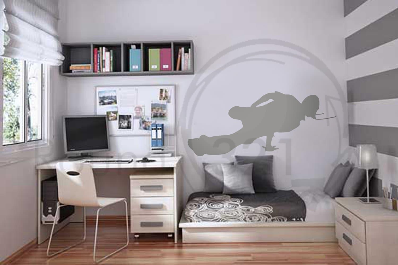 Дизайн комнаты подростка фото