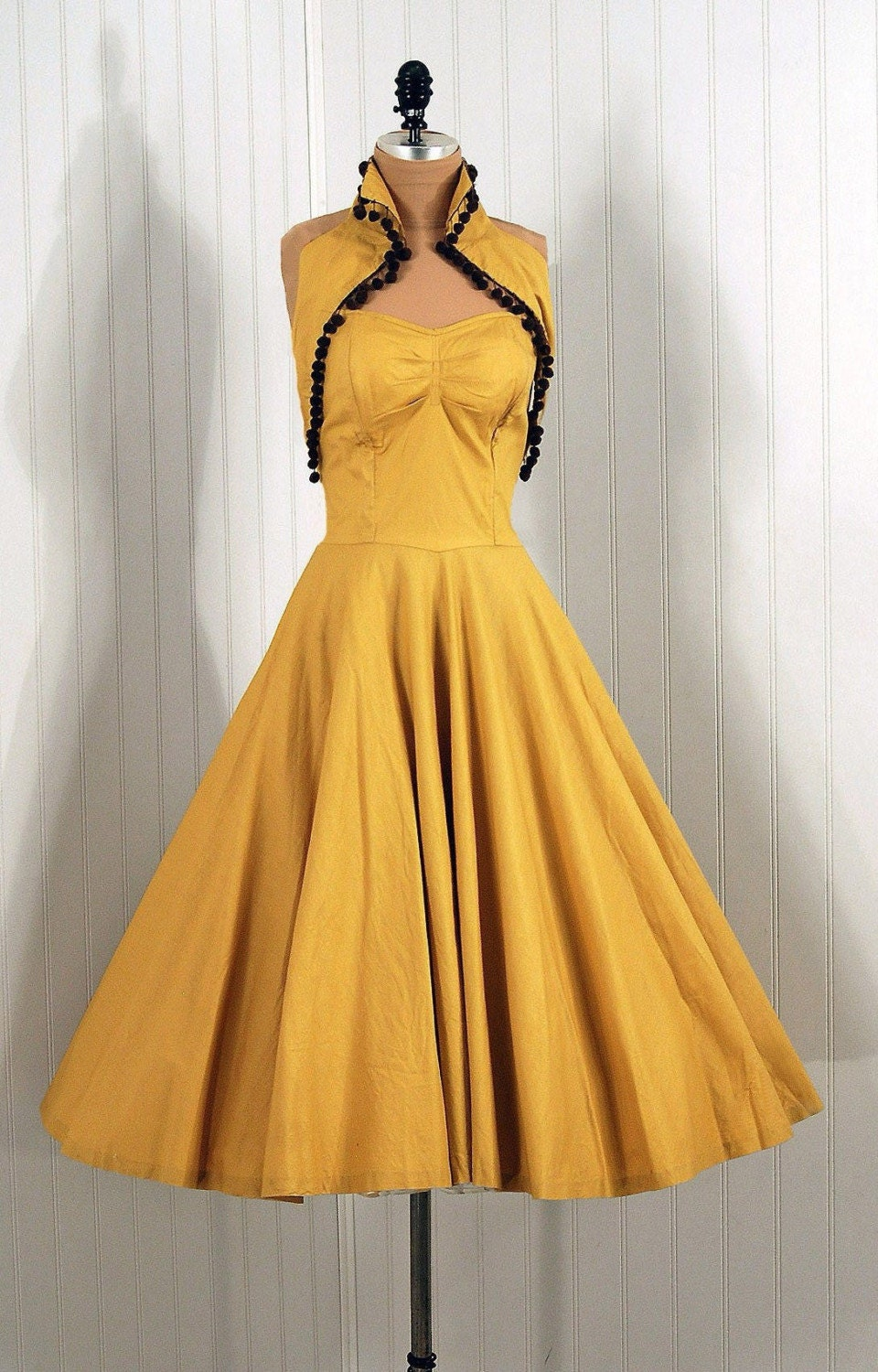 Just keep finding painfully stunning and expensive dresses