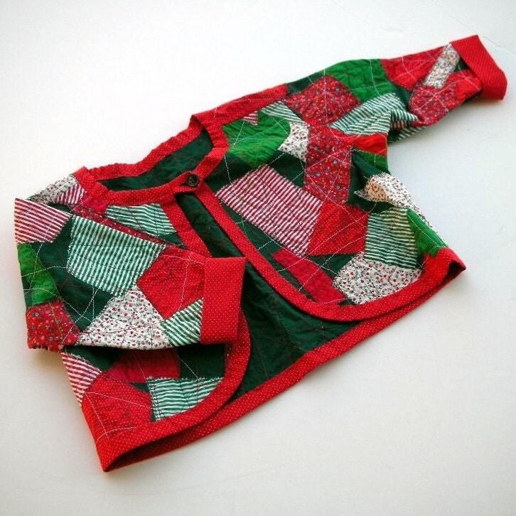 Baby Elf Jacket - size 1