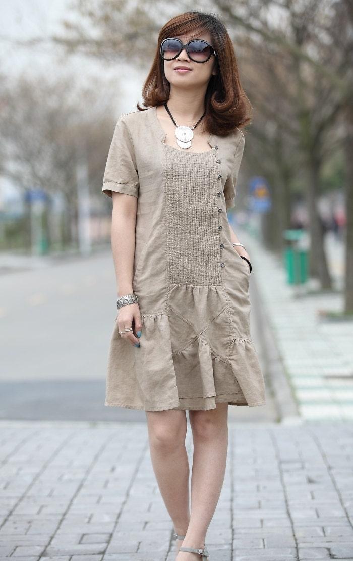 دکمه تزئین لباس آستین کوتاه