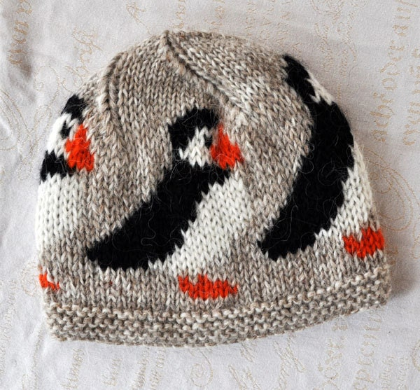 Rebecca Likes Online Shopping: Etsy Finds of the Day: Icelandic Animal Hats