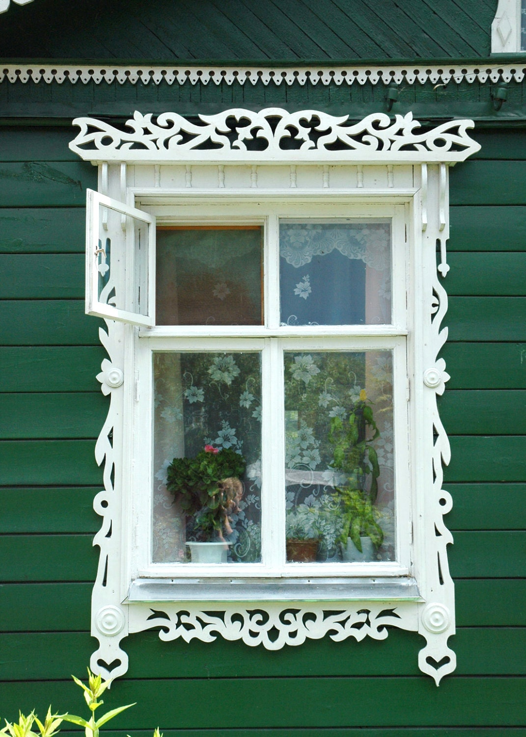 Decorative russian window photography by alenovphotography for Decoration fenetre post it