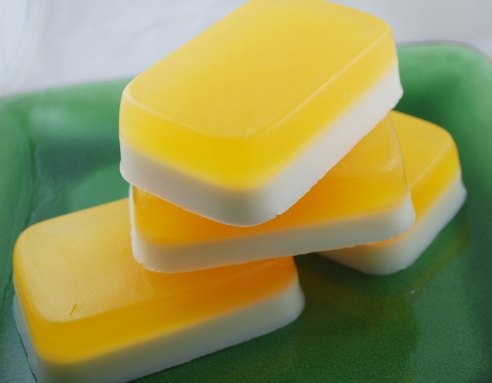Mango Coconut Natural Glycerin Soap