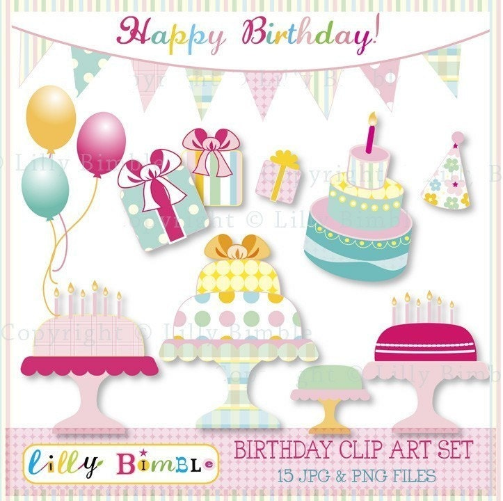 Cake Art Mo : diadtocsucmoi: Birthday Party Balloons Clip Art