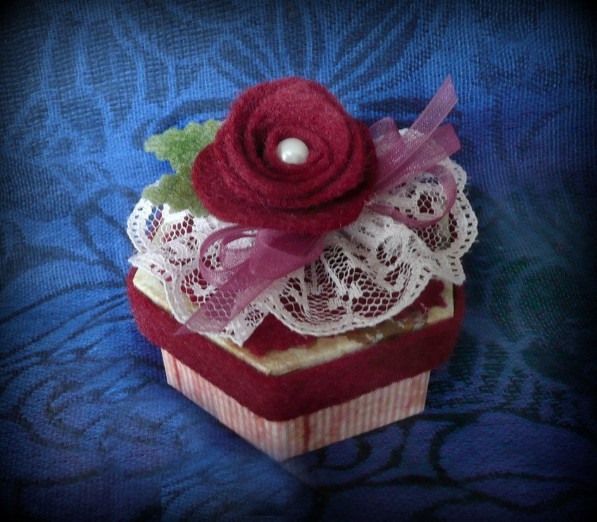 Victorian Trinket Box