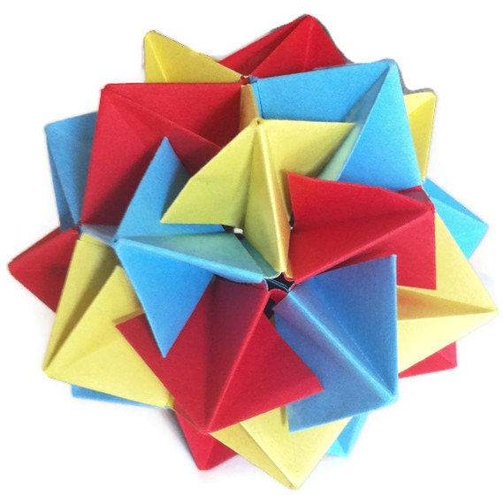 Add it to your favorites to revisit it later Icosahedron Origami
