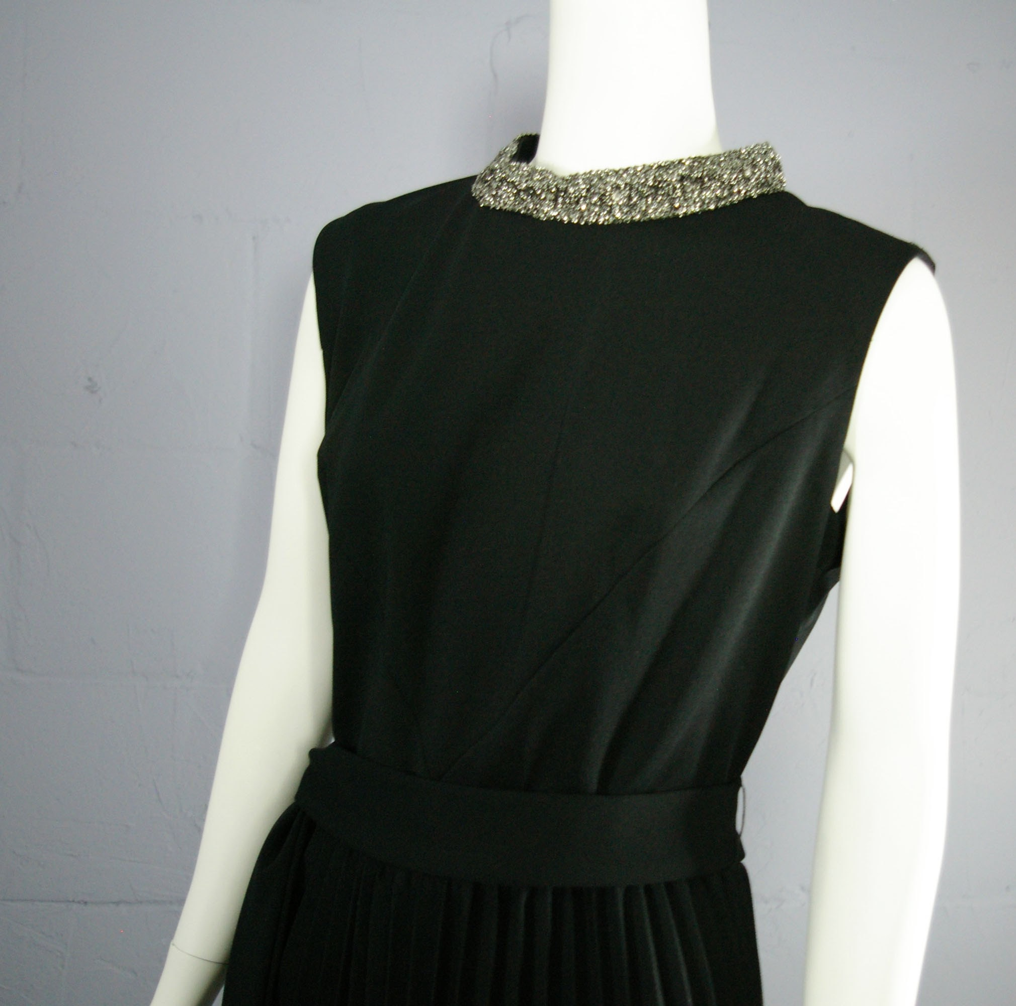 Etsy :: MariesVintage :: Vintage LITTLE BLACK DRESS from etsy.com