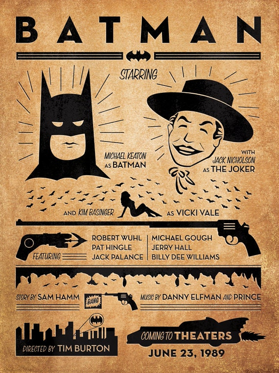 Batman 1989  Internet Movie Firearms Database  Guns in