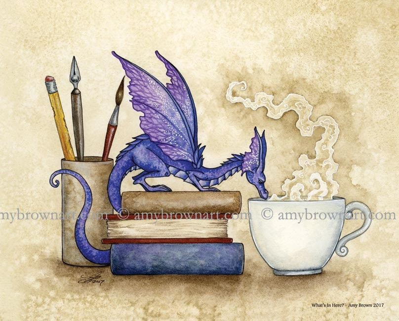 Official Etsy shop for Amy Brown Fantasy Art by AmyBrownArt