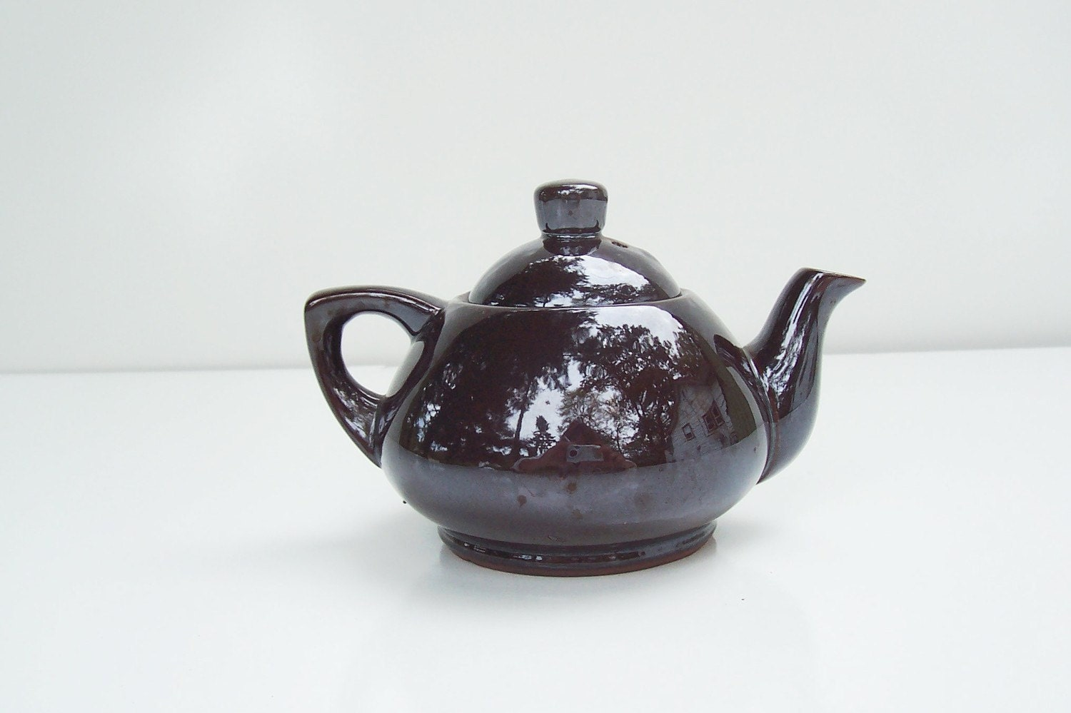 OCCUPIED JAPAN TEA POT