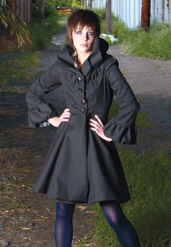 Etsy :: Bella Coat from etsy.com